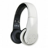 SYBA CL-AUD23040 Bluetooth v3.0 Wireless Headphone with Microphone - White