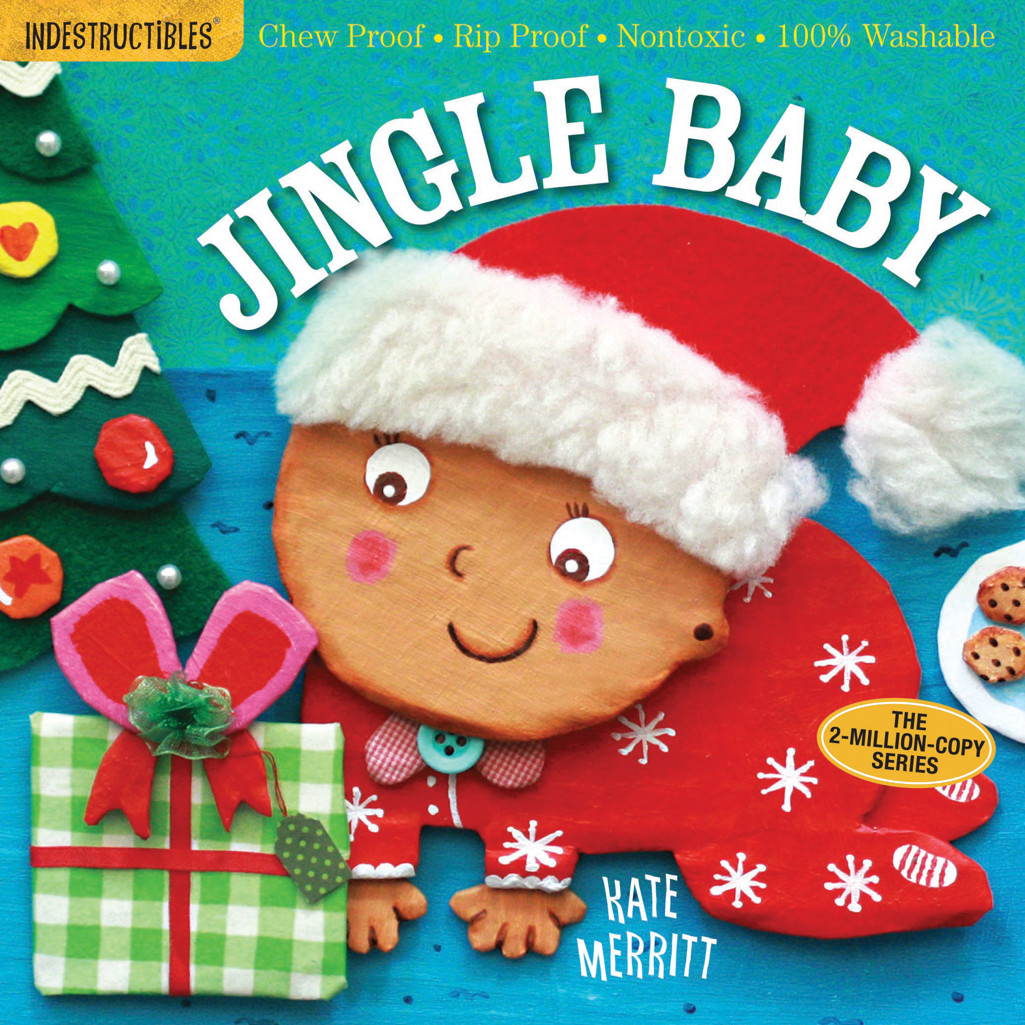 Indestructibles: Jingle Baby - Paperback