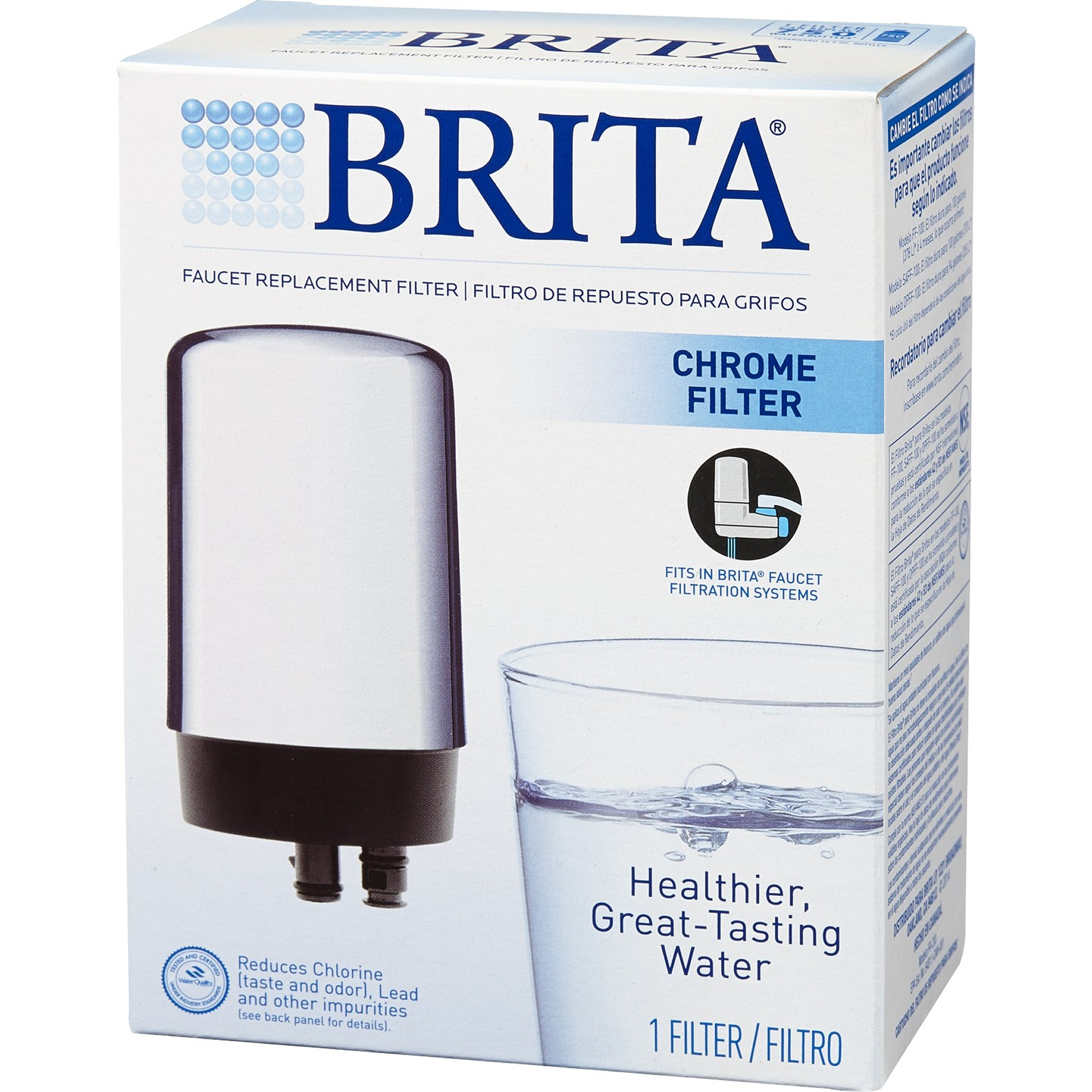 Brita On Tap Faucet Water Filter System Replacement Filters ...