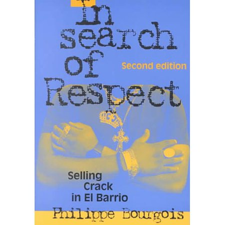 In Search Of Respect  Selling Crack In El Barrio
