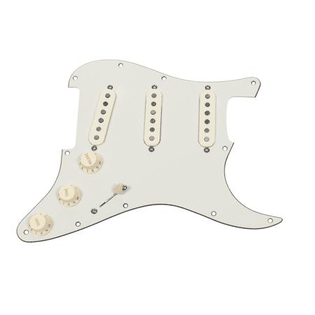 Fender Tex-Mex 920D Loaded Pre-wired Strat Pickguard PA/AW