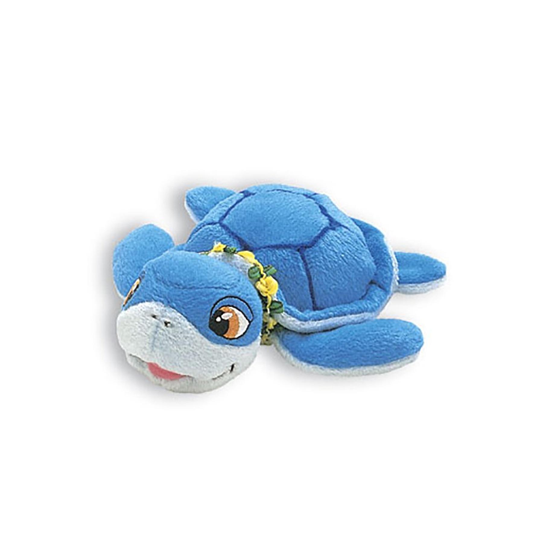 Hawaiian Soft Plush Lil Ohana Limu the Blue Turtle by Welcome To The Islands