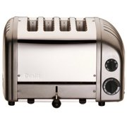 Dualit 4 Slice NewGen Toaster Metallic Charcoal