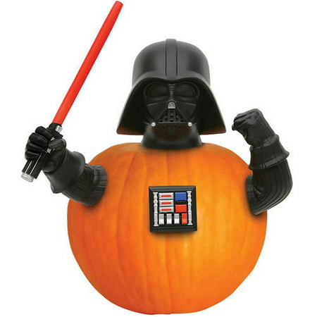 Darth Vader Pumpkin Push In - Pumpkin Push Ins