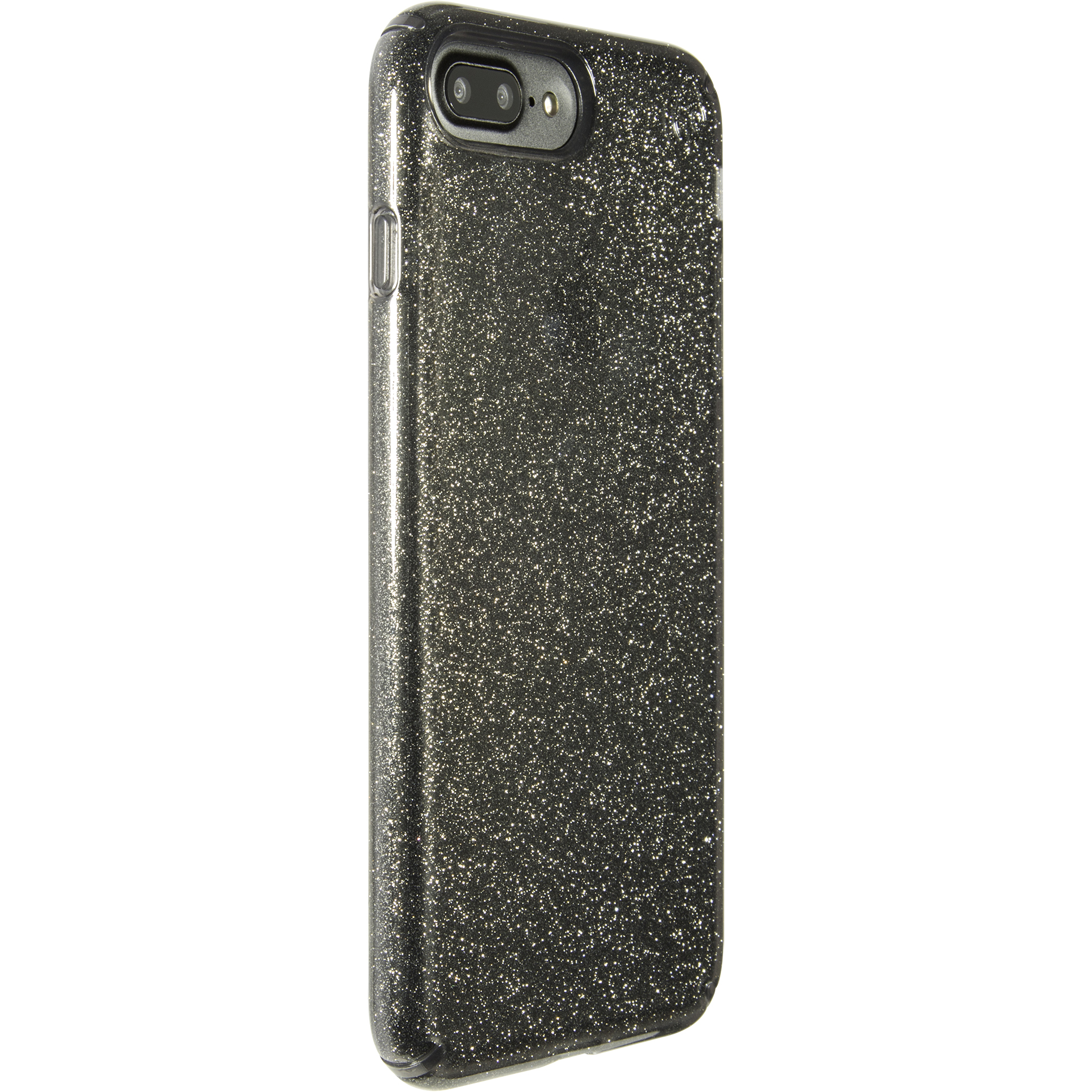 Speck Presidio Clearglitter Case Iphone 7 Plus 8 Plus Black Gold Glitter