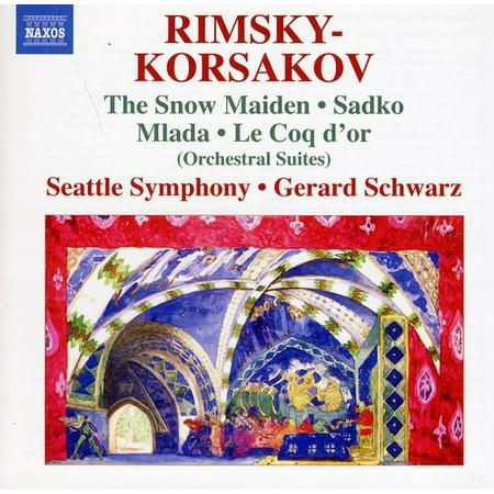 Orchestral Suites: Snow Maiden (Snow Maiden)