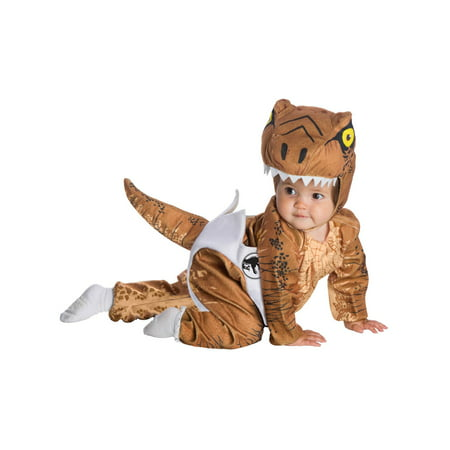 Jurassic World: Fallen Kingdom Hatching T-Rex Infant Halloween Costume](Infant Halloween Costumes 0-3 Months)