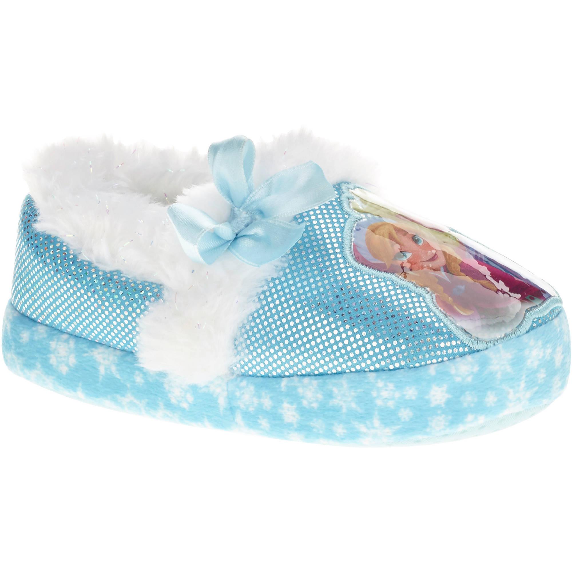 Disney Frozen Toddler Girl's Aline Slipper