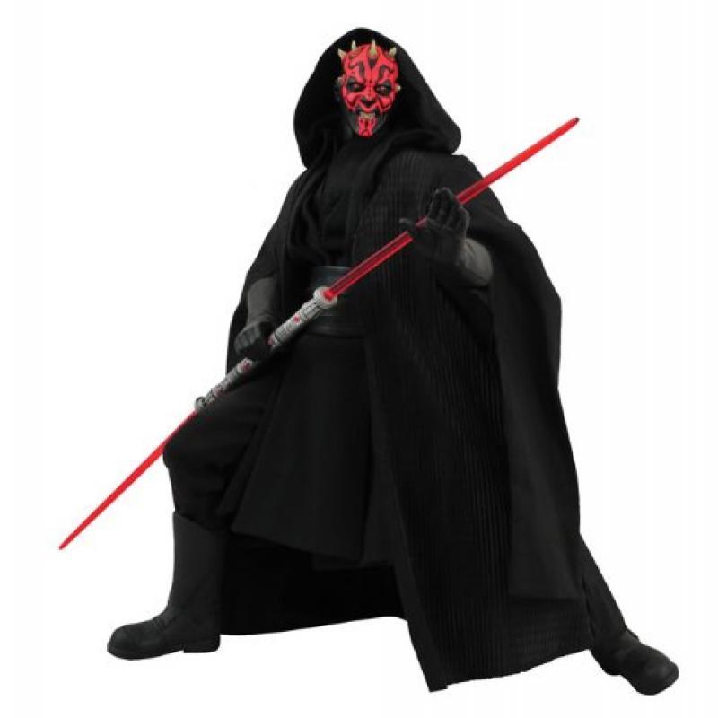 Diamond Select Star Wars Ultimate Quarter Scale Darth Mau...