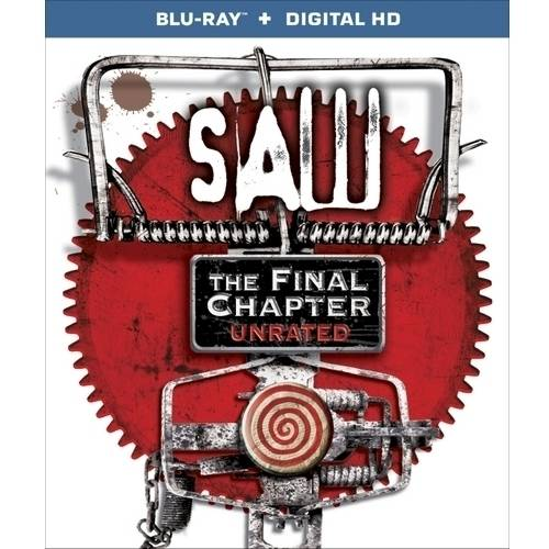 Saw: The Final Chapter (Saw 7) (Unrated) (Blu-ray + Standard DVD) (With INSTAWATCH) (Widescreen)