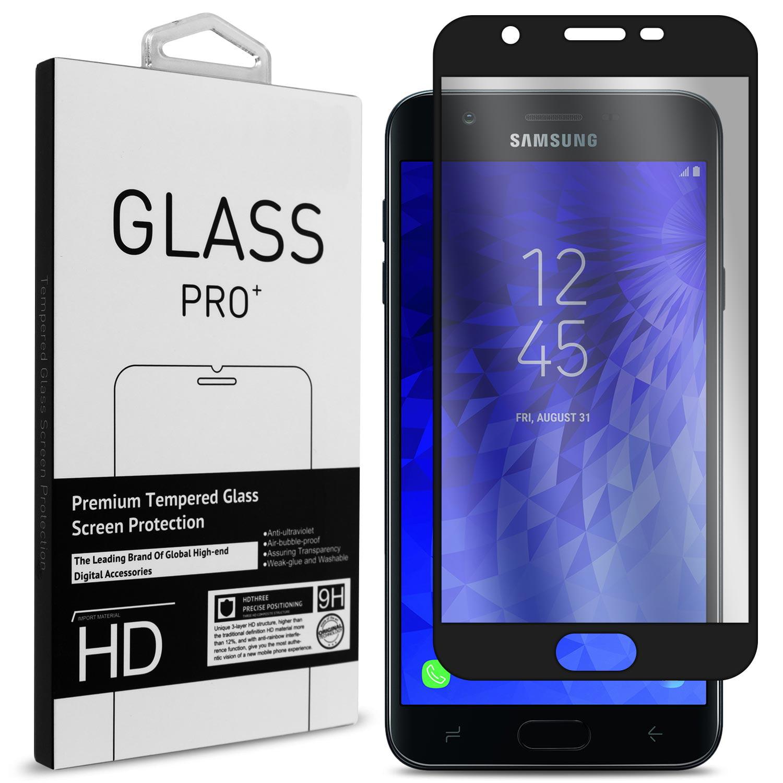 CoverON Samsung Galaxy J7 V 2nd Generation / Galaxy J7 (2018) / Galaxy J7 Aero / Galaxy J7 Refine / Galaxy J7 Star / Galaxy J7 Crown / Galaxy J7 Aura / Galaxy J7 Eon / J737 / J737V Screen Protector