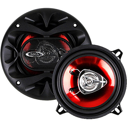 "Boss Audio 5.25"" 2-Way, Car Speakers Full Range Chaos Speakers - 200W (Pair of Speakers)"