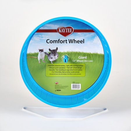 Kaytee Comfort Wheel Giant 12 Inches (Best Size Wheel For Syrian Hamster)