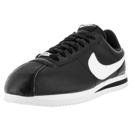 0550fe2a7df0 Nike Men s Cortez Basic Leather Casual Shoe - Walmart.com