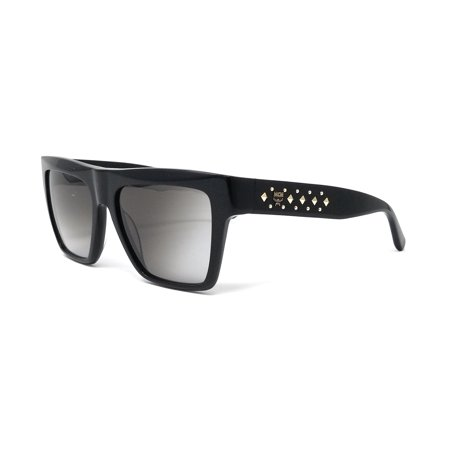 MCM MCM601/S 1 Black Rectangle Sunglasses
