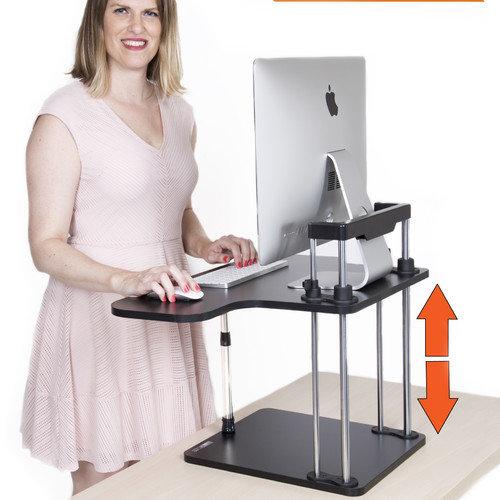 Stand Steady UpTrak Height Adjustable Desk
