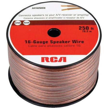 Rca 16 gauge speaker wire 250 walmart rca 16 gauge speaker wire 250 keyboard keysfo Choice Image