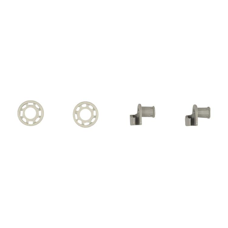 ForeverPRO 424717 Dishrack Roller Set For Bosch Dishwasher