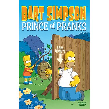 Bart Simpson: Prince of Pranks - Bart Simpson As A Baby
