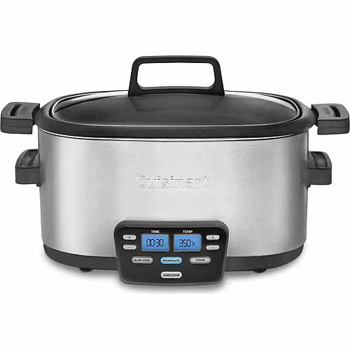 Cuisinart 6 Qt. Multi-Cooker MSC-600