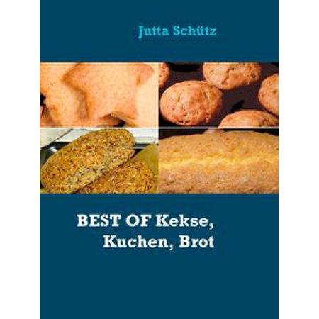 BEST OF Kekse, Kuchen, Brot - eBook (Schneller Halloween Kuchen)