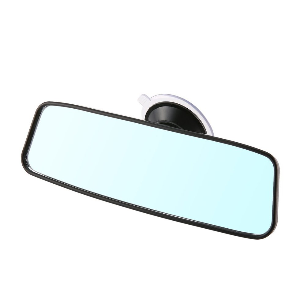 Universal Car Rear Mirror Wide-angle Rearview Mirror Auto Interior Rear View Mirror With PVC Sucker CZC-100