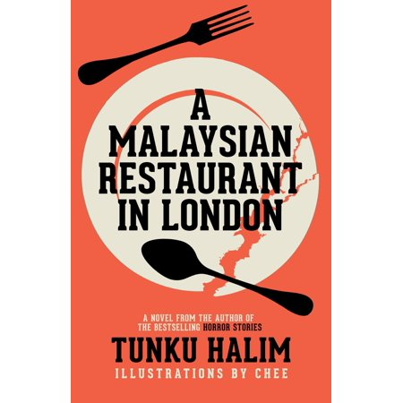 A Malaysian Restaurant in London - eBook