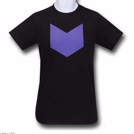 Hawkeye Vft (Hawkeye Minimalist Symbol Marvel Comics Adult T-Shirt )