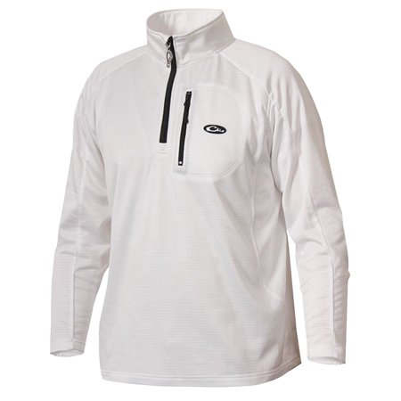 Drake Waterfowl Breathlite Quarter Zip Pullover Jacket