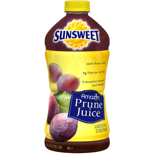 Sunsweet Gold Label Prune Juice, 64 fl oz