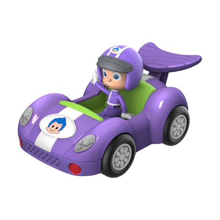 Bubble Guppies Fin-Tastic Racer Vehicle Set - GIL