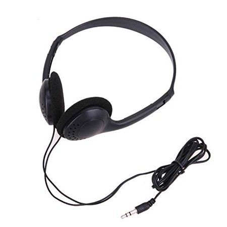 Earphone for Tour Guide ANLEON MTG100 MTG-100 MTG200 MTG-200 Low Cost Classroom/Library Headphones (Gift Guide Electronics)