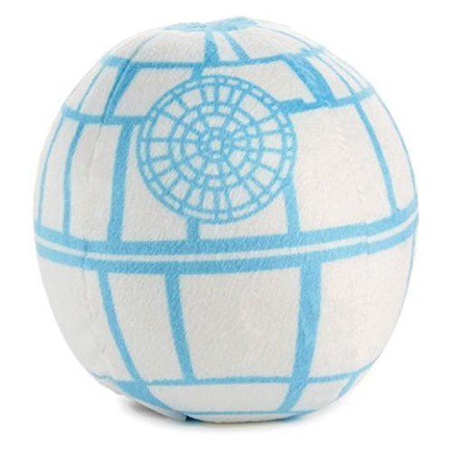 Star Wars Death Star Snowball Plush with Sound By Hallmark