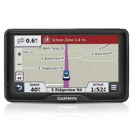 Garmin Nuvi 2757LM 7 Inch GPS w/ FREE Lifetime Maps ecoRoute & City Navigator NT for North America