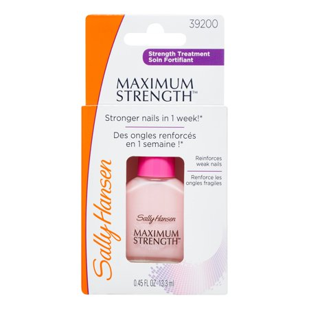 Sally Hansen Max Strength Treatment - Walmart.com