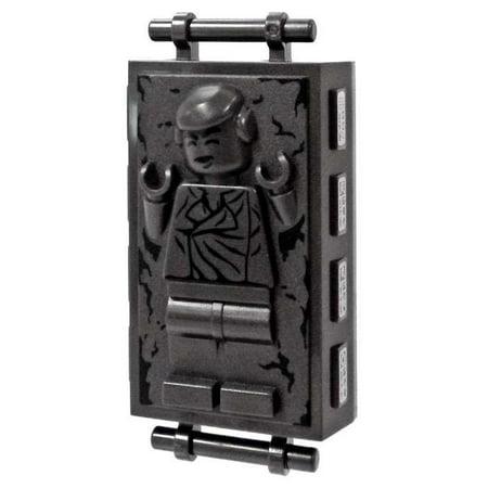 LEGO Star Wars Empire Strikes Back Carbonite Han Solo Minifigure [Episode V] (Empire State Bulding)