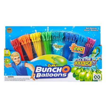 Bunch O Balloons: 350 Rapid-Fill Water Balloons