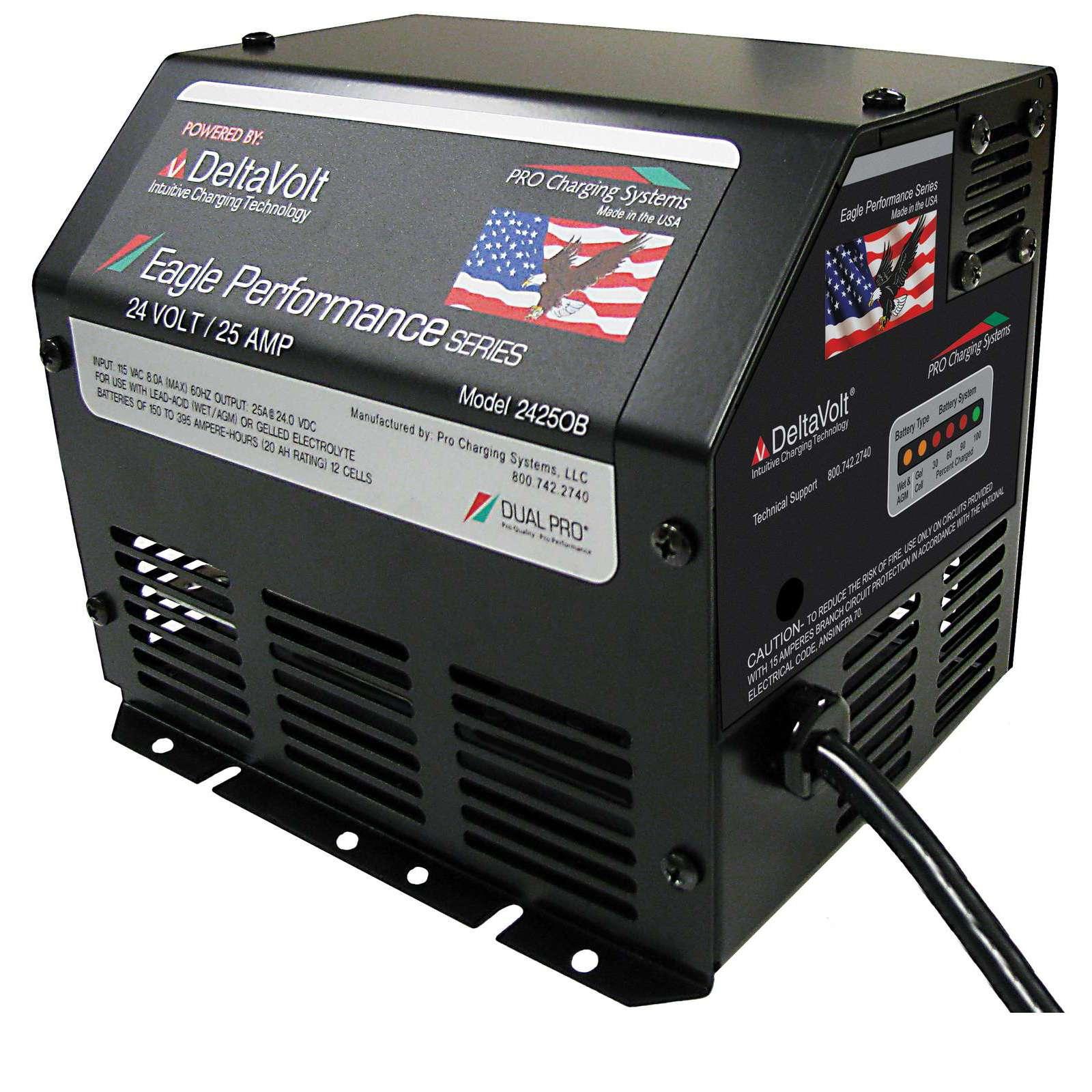 PRO Charging System i2425OBRMLIFT E.P.S. On-Board- Variou...