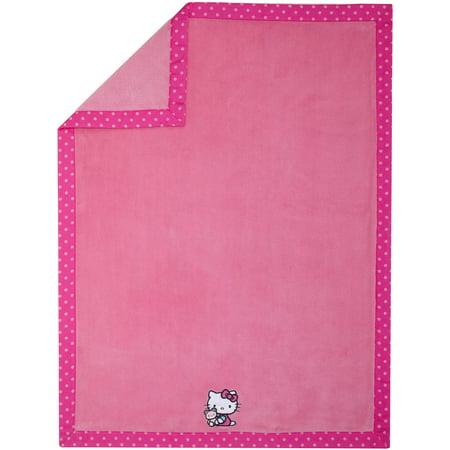 Hello Kitty Plush Blanket](Hello Kitty Blanket)