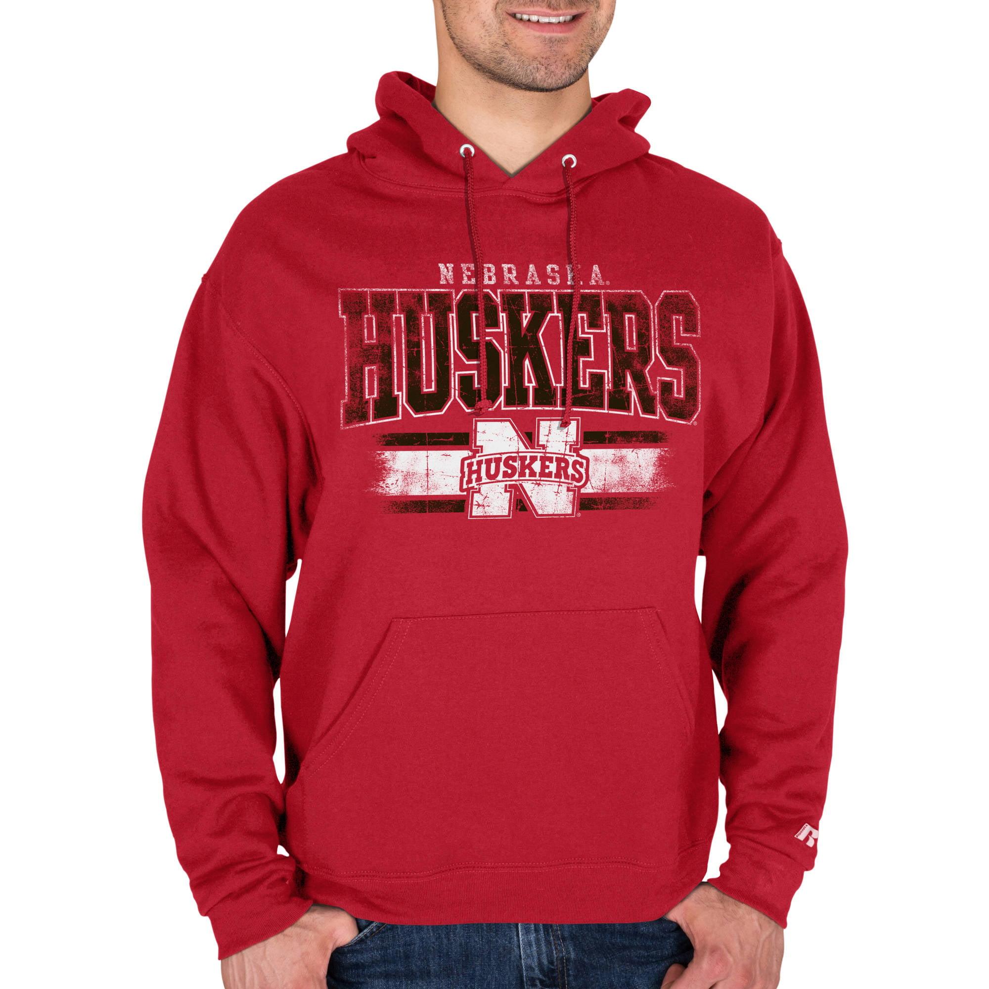 Russell NCAA Nebraska Cornhuskers Men's Impact Pullover ie