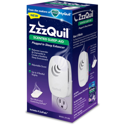ZzzQuil Plugged in Sleep Enhancer  ZPL100