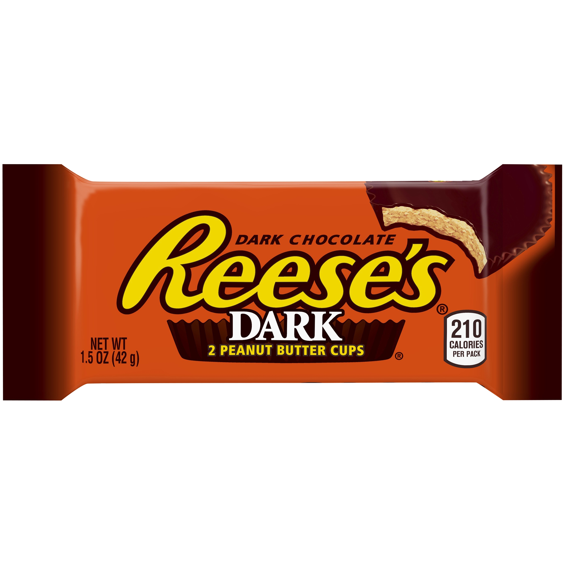 Reese's® Dark Chocolate Peanut Butter Cups 1.5 oz. Wrapper