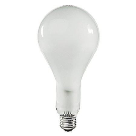 SYLVANIA 300W P25 Incandescent Utility Light Bulb, 120V Decor Incandescent Sylvania Light Bulb