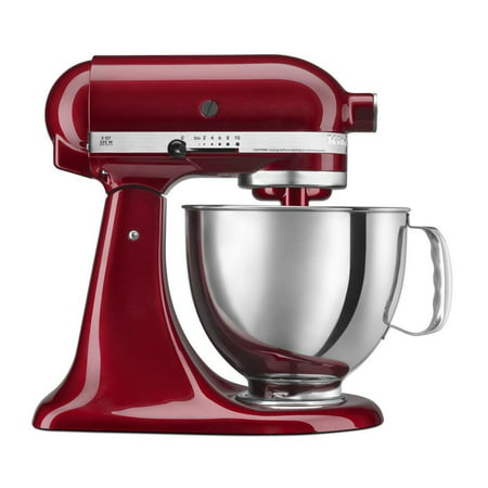 Artisan Premium Series - KitchenAid RRK150ER 5 QUART ARTISAN SERIES TILT HEAD STAND EMPIRE RED (Certified Refurbished)