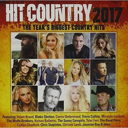 Hit Country 2017 / Various (CD)