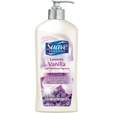 Suave Naturals Lavender Vanilla Body Lotion