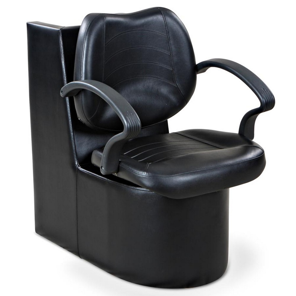"Icarus Mae"" Black Dryer Chair"