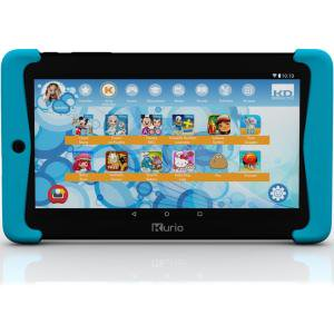 Kurio Xtreme 2 Special Edition Kid Tablet - Blue - 5 0 Android - Mediatek  tablet with High Resolution -Quad Core Processor - 16GB Internal Memory