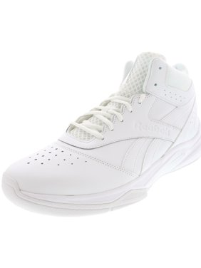 666cfbcb37f116 Product Image Reebok Men s Pro Heritage 3 Us-White   White Mid-Top Leather  Basketball Shoe