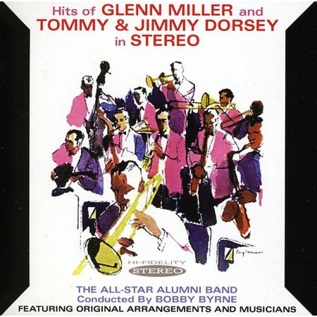 Hits Of Glenn Miller and Tommy and Jimmy Dorsey (CD) - Glenn Miller Halloween